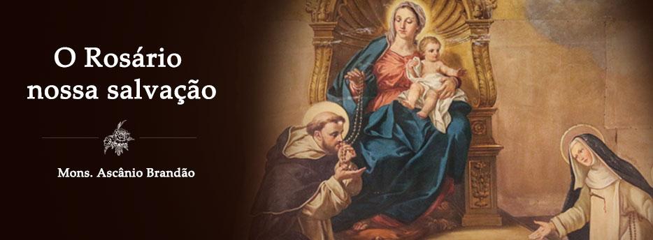Meditação para 05 de Outubro: O Rosário nossa salvação
