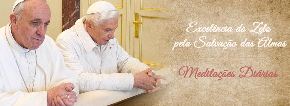 Meditação para a Vigésima Quinta-feira depois de Pentecostes. Excelência do Zelo pela Salvação das Almas