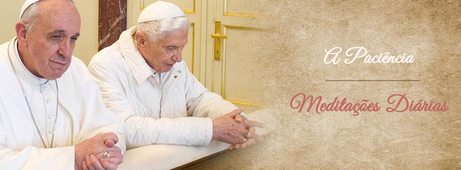 Meditação para o 22º Domingo depois do Pentecostes. A Paciência