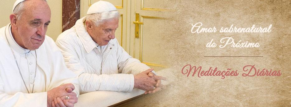 Meditação para a Vigésima Primeira Quarta-feira depois de Pentecostes. Amor sobrenatural do Próximo