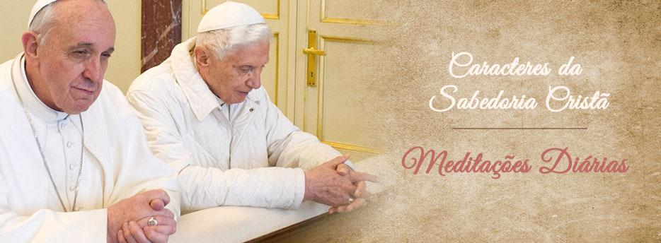 Meditação para o Vigésimo Quinta Sábado depois de Pentecostes. Caracteres da Sabedoria Cristã