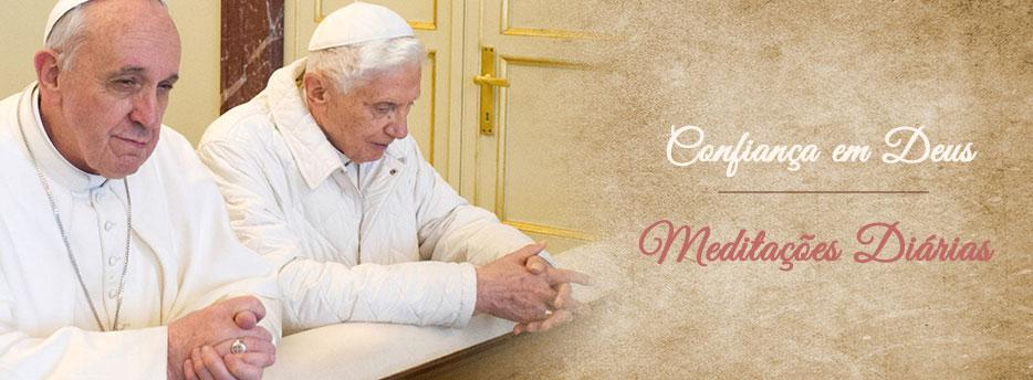 Meditação para o 23º Domingo depois do Pentecostes. Confiança em Deus