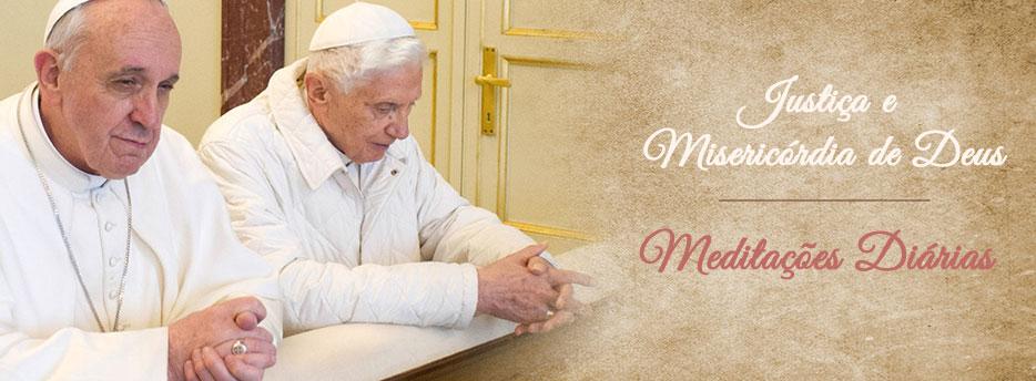 Meditação para o 21º Domingo depois do Pentecostes. Justiça e Misericórdia de Deus