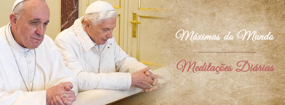 Meditação para a Vigésima Quarta Terça-feira depois de Pentecostes. Máximas do Mundo