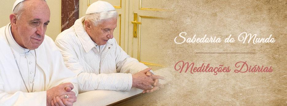 Meditação para a Vigésima Quarta Quinta-feira depois de Pentecostes. Sabedoria do Mundo